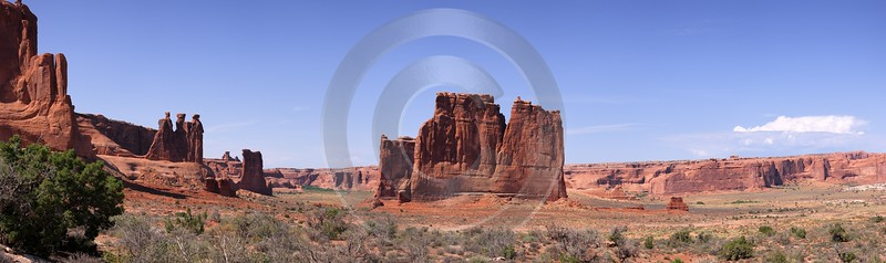 Moab Arches National Park Three Gossips Utah Red Fine Arts Photography Order - 007588 - 03-10-2010 - 13338x3963 Pixel