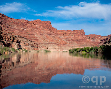 COLORADO RIVER REFLECTION