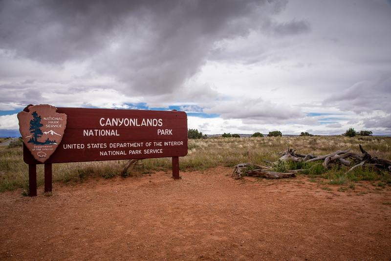 canyonlands entrance