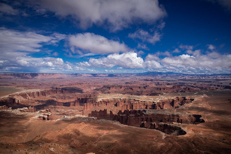 grand view point canyonlands