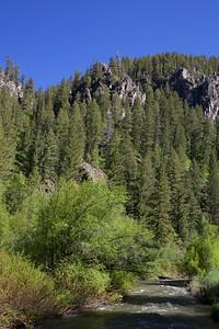 Logan Canyon, Utah