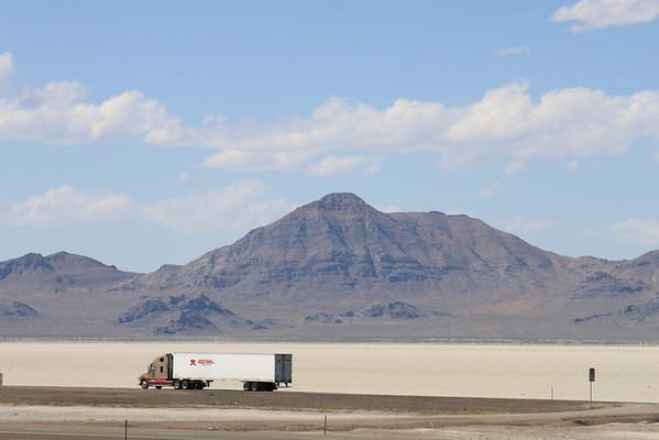I80 - Bonneville Salt Flats
