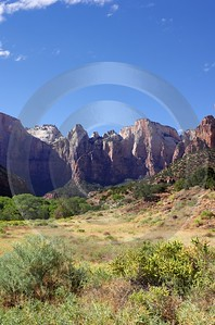 Springdale Zion National Park Utah Floor Of The Nature Rock Lake Fine Art Printing Modern Wall Art - 008381 - 07-10-2010 - 4189x6332 Pixel