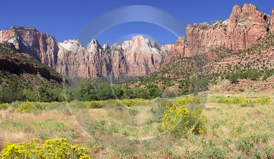 Springdale Zion National Park Utah Human History Museum Island Photography Prints For Sale Beach - 008576 - 08-10-2010 - 7248x4216 Pixel