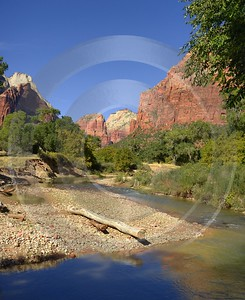 Zion National Park Utah Springdale Floor Valley Scenic Fine Art America Modern Art Print View Point - 009450 - 12-10-2011 - 4999x6120 Pixel