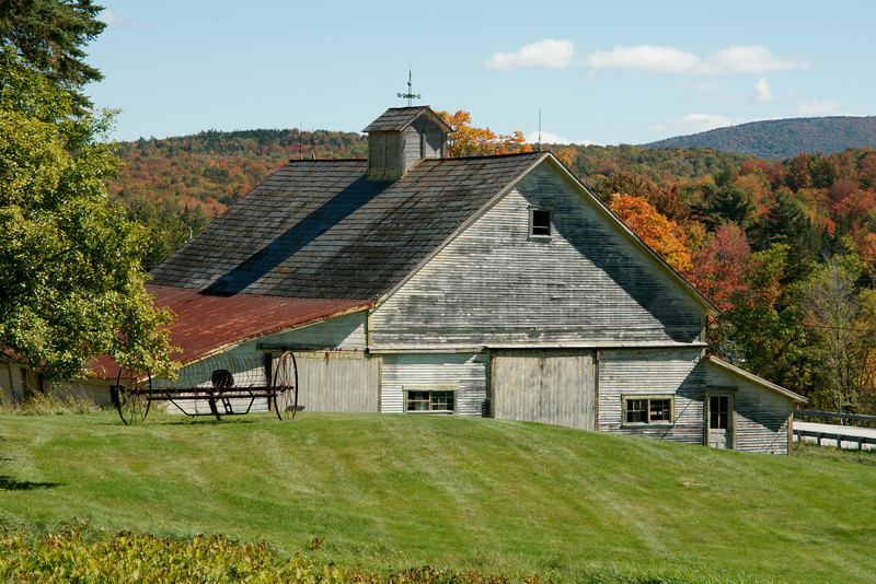Mount Holly Barn