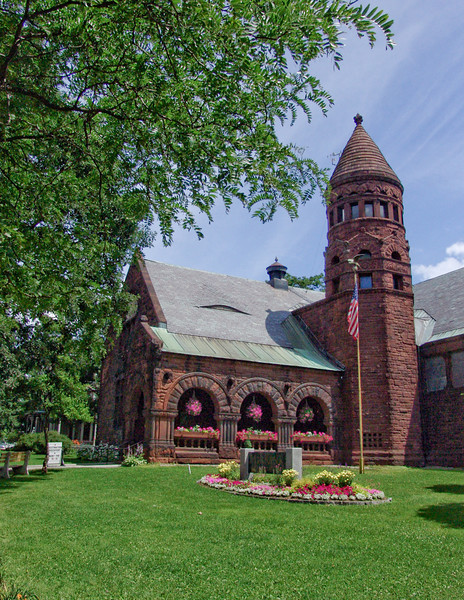 Fairbanks Museum, St. Johnsbury
