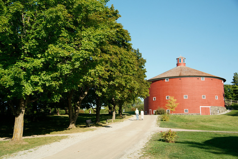 The Round Barn, Shelburne