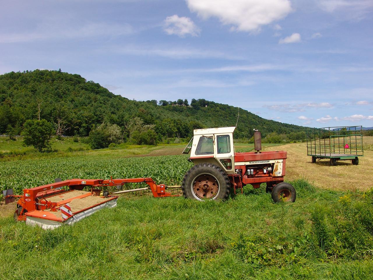Farmer's Break