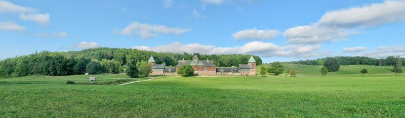 Shelburne Farms Panoramic