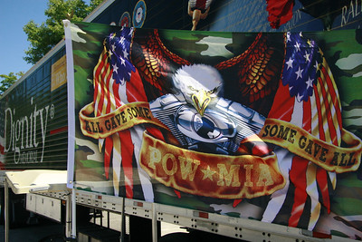 Dignity Memorial Vietnam Wall visits Akron, OH