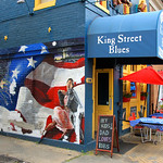 Patriotic Mural – Alexandria, Virginia – Daily Photo