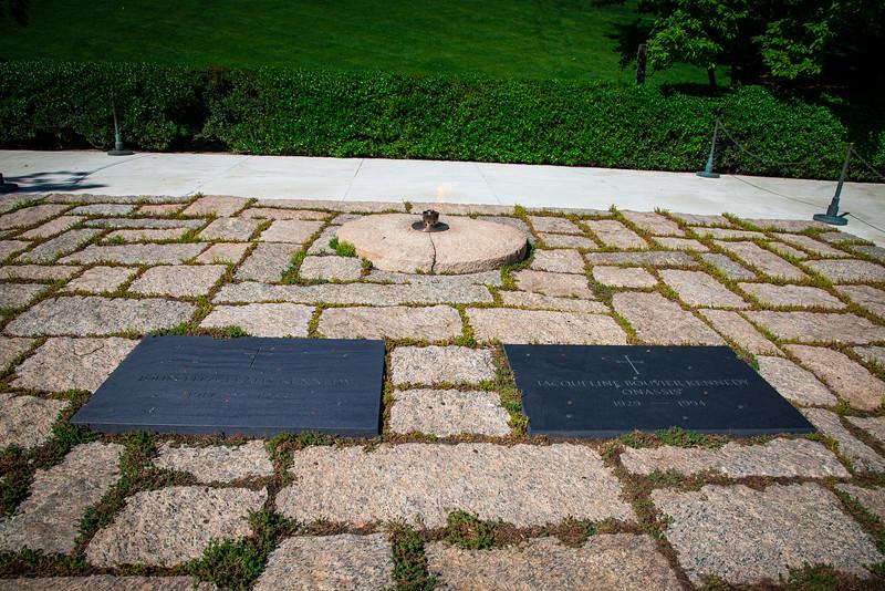 jfk memorial arlington