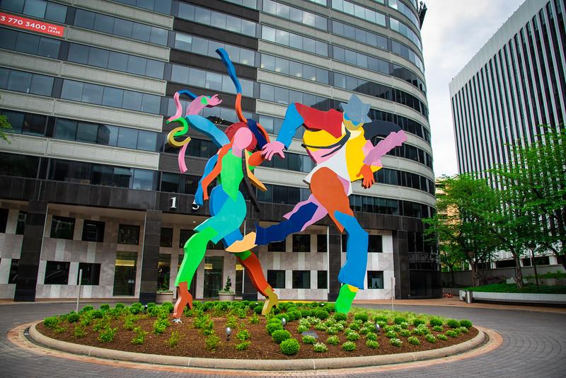 rossyln public art tour
