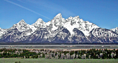02 - The Tetons
