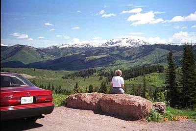 01 - Above Logan, Utah