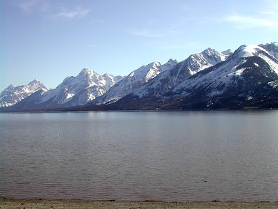 01 - Jackson Lake