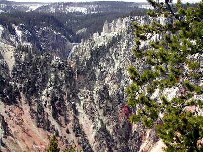 10 - Grand Canyon of the Yellowstone