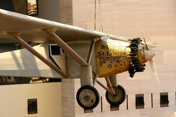 Spirit of Saint Louis - Smithsonian Air & Space Museum