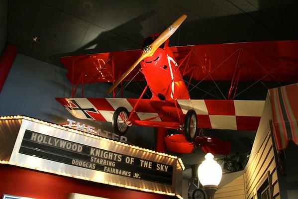 WWI Folker Triplane - Smithsonian Air & Space Museum