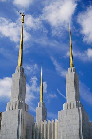 LDS Temple, Washington DC