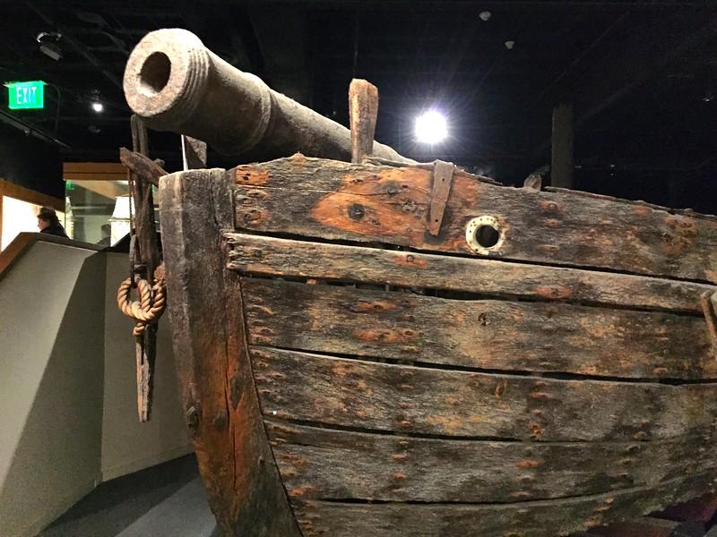 USS Philadelphia (1776) - National Museum of American History