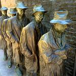 Bread Line – FDR Memorial – Washington D.C. – Photo
