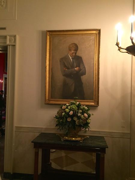 JFK Portrait - Whitehouse