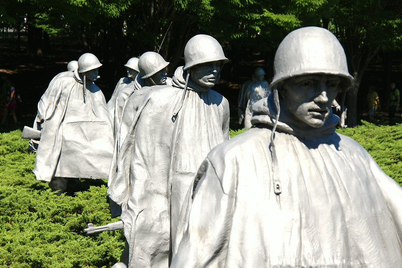 Korean War Veterans Memorial
