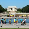 WWII Memorial / Lincoln Memorial