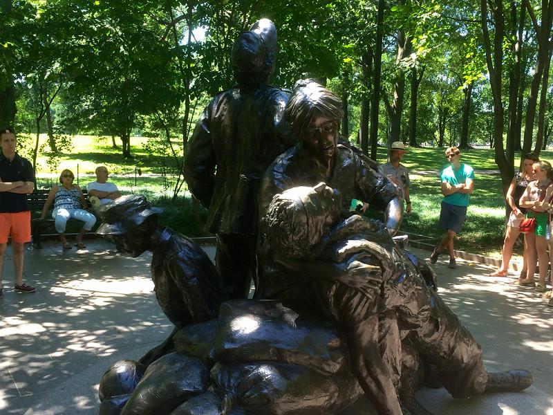 Woman's Vietnam War Memorial