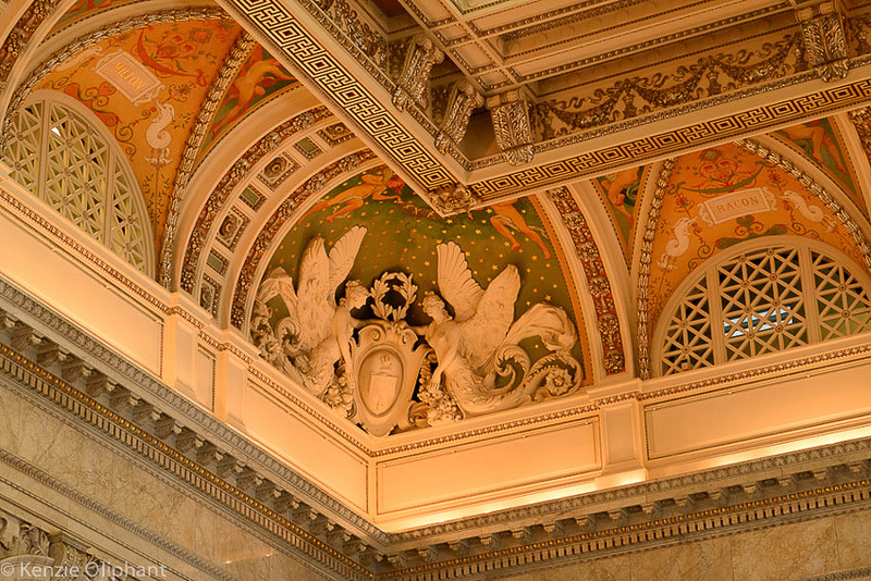 Library of Congress corner