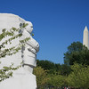 The Martin Luther King, Jr. Memorial in Washington, DC.