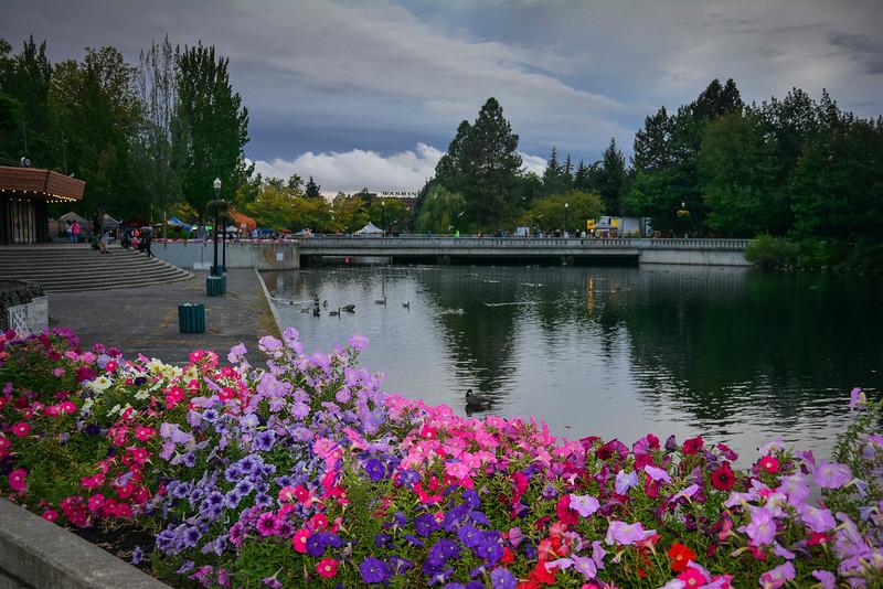 riverfront park downtown spokane