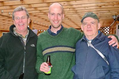 Joe, Colin, John