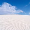 white sands national monument, sand dune, blue sky