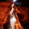 The Spectre of Antelope Canyon