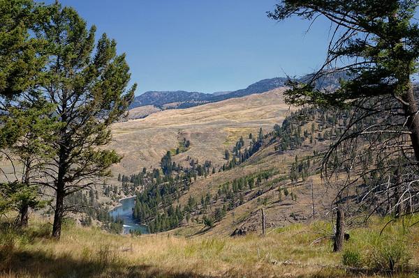 la Yellowstone river