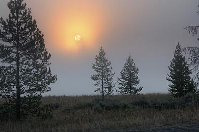 2011 8-9/09 de Yellowstone à Escalente