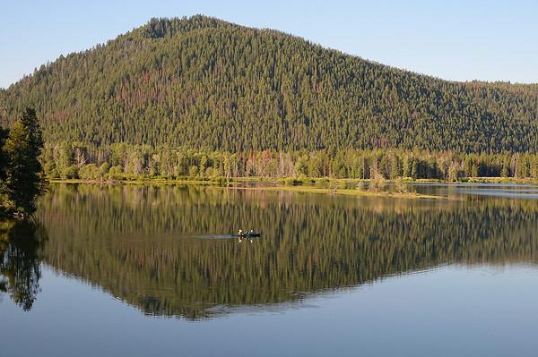 Nous démarrons par Swan Lake
