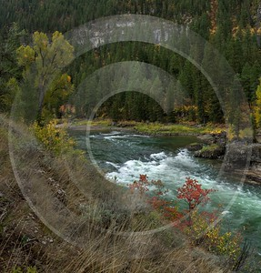 Alpine Wyoming River Tree Autumn Color Colorful Fall Summer Spring Winter Photo Fine Art Snow Senic - 015540 - 22-09-2014 - 6629x6926 Pixel