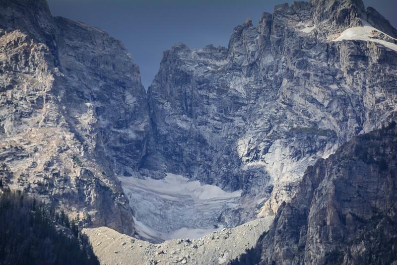 the grand tetons glaciers