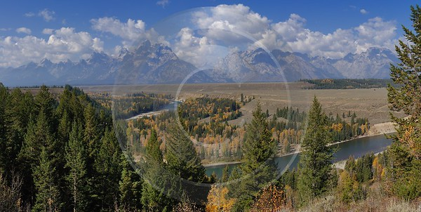 Jackson Hole Grand Teton National Park Wyoming Snake Sunshine Barn Prints For Sale Lake - 011572 - 27-09-2012 - 14458x7269 Pixel