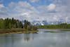 Oxbow Bend, Snake River, Grand Tetons, Wyoming