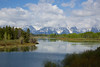 Oxbow Bend, Snake River, Grand Tetons, Wyoming