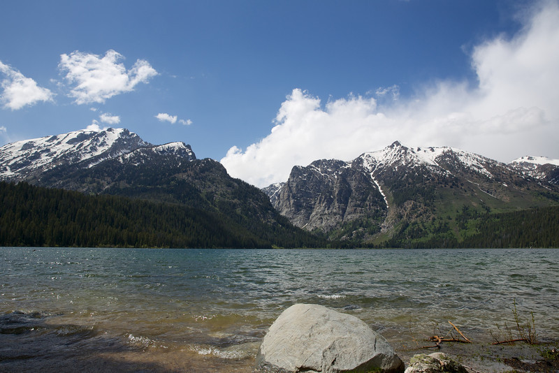 Phelp's Lake, Grand Tetons