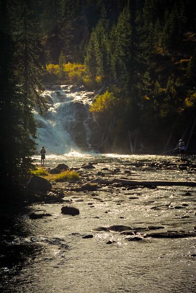 lewis falls