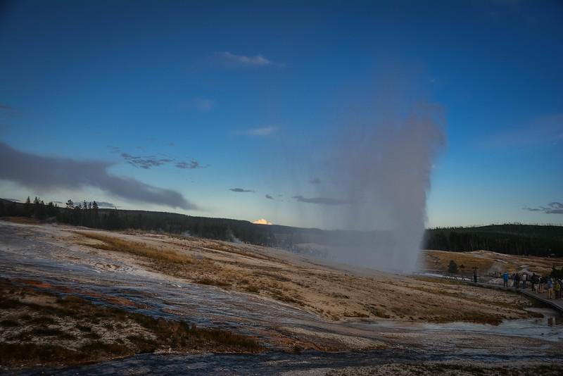 beehive best geyser in yellowstone