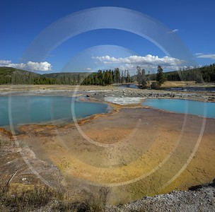 Black Diamond Geyser Yellowstone National Park Wyoming View Fine Arts Photography - 015318 - 26-09-2014 - 7278x7179 Pixel