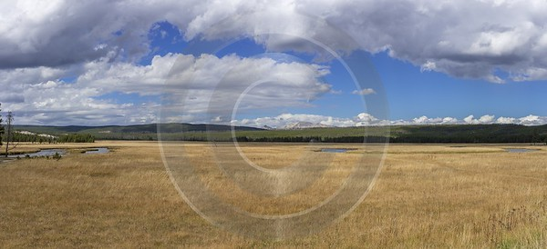 Grand Loop Road Yellowstone National Park Wyoming View Fine Art Photographer Prints Sea - 015299 - 26-09-2014 - 15335x6991 Pixel